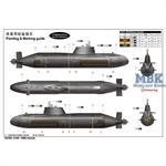 PLAN Type 039G Song class SSG
