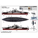 USS Tennessee BB-43 1944