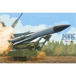"Russian 5V28 of 5P72 Launcher SAM-5 ""Gammon"""