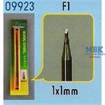 Master Tools: Model Chisel - F1