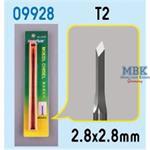 Master Tools: Model Chisel - T2
