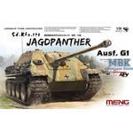 Jagdpanther Ausf. G1 - Sd.Kfz 163