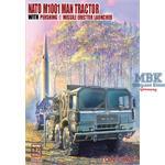 Nato M1001 MAN Tractor & Pershing II