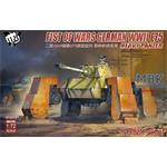 Fist of War German WWII E75 heavy panzer