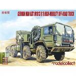MAN KAT1M 1013 8x8 HIGH-Mobility Truck