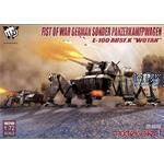 """Fist of War: E-100 Sd.Kpf.Wg. ausf. K """"Wotan"""""""