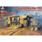 Fist of War: P300/2 PanzerKampfWagen und Träger