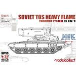 Soviet TOS Heavy Flame Thrower System 3 in 1