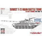 T-72 Main Battle Tank 1970S-1990S N in 1