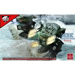 Fist of War: Blf-100A light fighting Mech