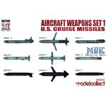 Aircraft weapons set 1 U.S.cruise missiles
