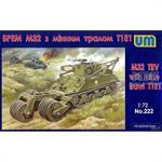 M32 TRV w/ mine trawl T1E1