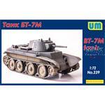 BT-7M tank