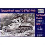 Captured T34/76 (1940)