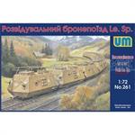 Reconnaissance Armored Train Le.Sp