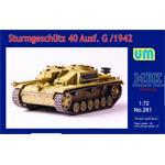 Sturmgeschütz 40 Ausf.G  1942