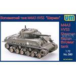 M4A3 HVSS flamethrower tank