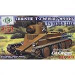Christie T-3 M.1931/M.1940