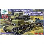 T-26-T Armoured Transporter / T-26-TN Recce