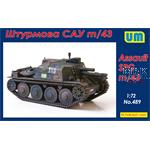 Self-propelled Gun Sav m/43