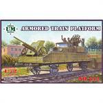 Armored train platform + GAZ AAA + Air defense