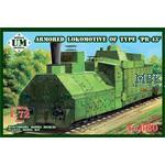 "Armored Lokomotive of type ""PR-43"""