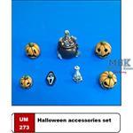 Halloween Accessories Set #1