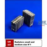 Small & medium Radiators
