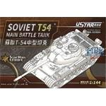 Soviet T-54 Main Battle Tank 1:144