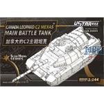 Canada Leopard C2 MEXAS Main Battle Tank 1:144
