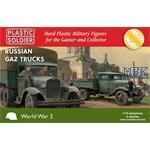 Russian GAZ Truck  (6 Stück)