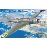 Vickers Wellesley Mk.I LRDU