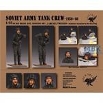 Soviet Army Tank Crew - 1950 ~ 60 Era