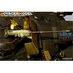Vehicle Mounted M2 Browning Machine Gun Old Model