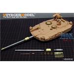 Rh-M-120 L/55 120mm for Leopard Revolution 2