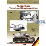 Panzerjäger - Technik und Einsatzgeschichte Band 1