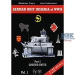 German Unit Insignia of WWII - Part I: Ground Unit