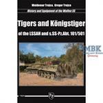 Tigers and Königstiger Panzer Abteilung 101/501