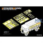 AEC Matador truck early vision (For AFV 35236)