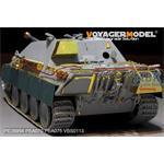 Jagdpanther G1  (DRAGON 6458/6494/6393/6758)