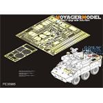 AMX-10RCR T-40M IFV Basic (Tiger Model 4665)
