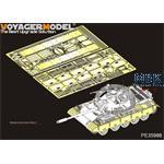 Iraqi TYPE69 II Fenders/ Track Covers (TAKOM 2054)