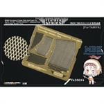 3,7cm Flak Cartridge Holder Net (For TAMIYA)