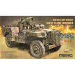 MB Military Vehicle Wasp Flamethrower