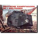 dt. Kampfwagen im 1. Weltkrieg