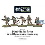 Bolt Action: Go for Broke! Nisei Infantry