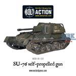 Bolt Action: Soviet SU-76