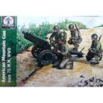 American 75mm WWII Mountain Gun