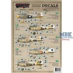 Albatros D.Va 'Wooden Wonders' decals