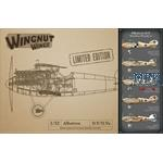 "Albatros D.V ""Wooden Wonders"" - LIMITED EDITION"